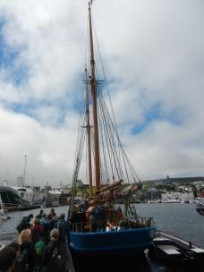 Boarding Nordlusið